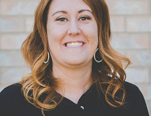 Dealing with Domestic Violence: How a USU Alumna Helps Children Find Healing