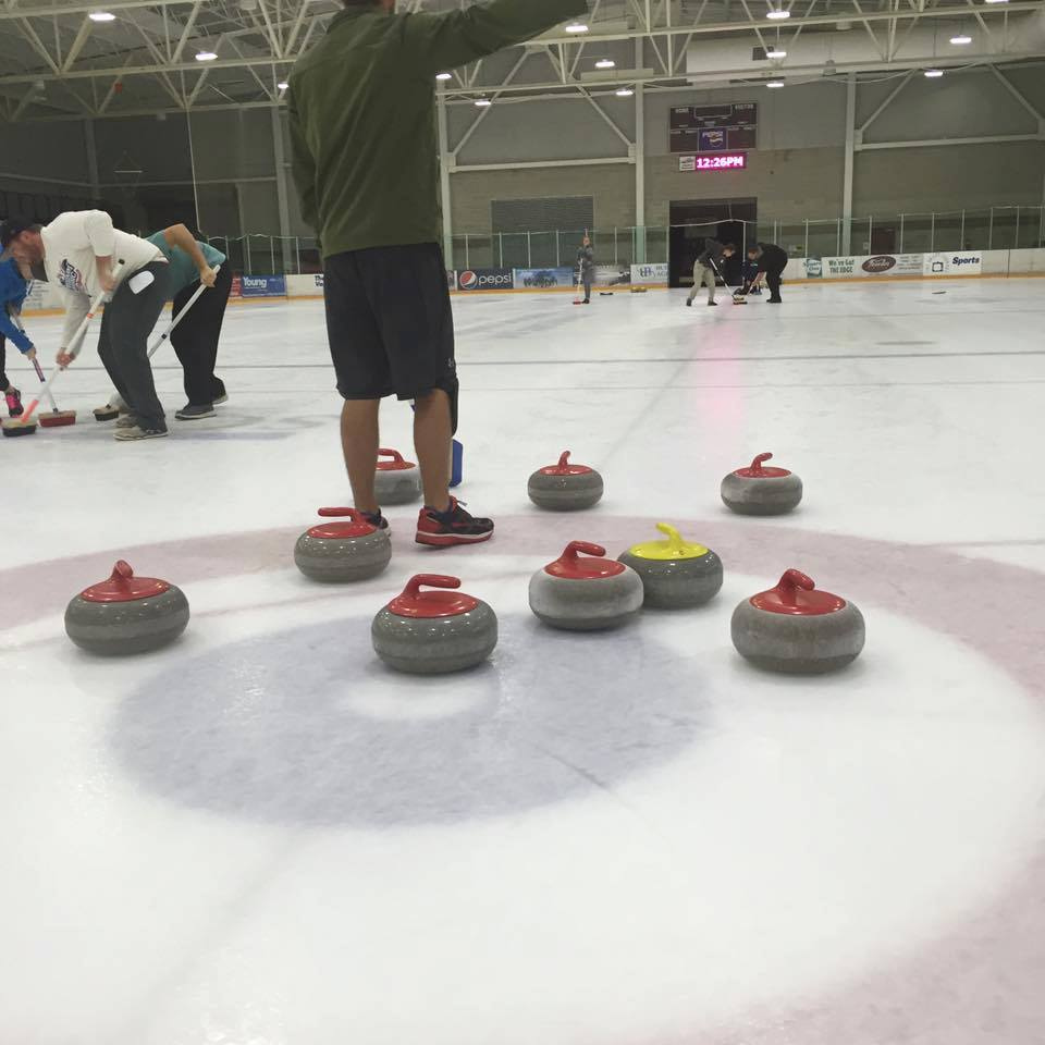 Cache Valley Curling