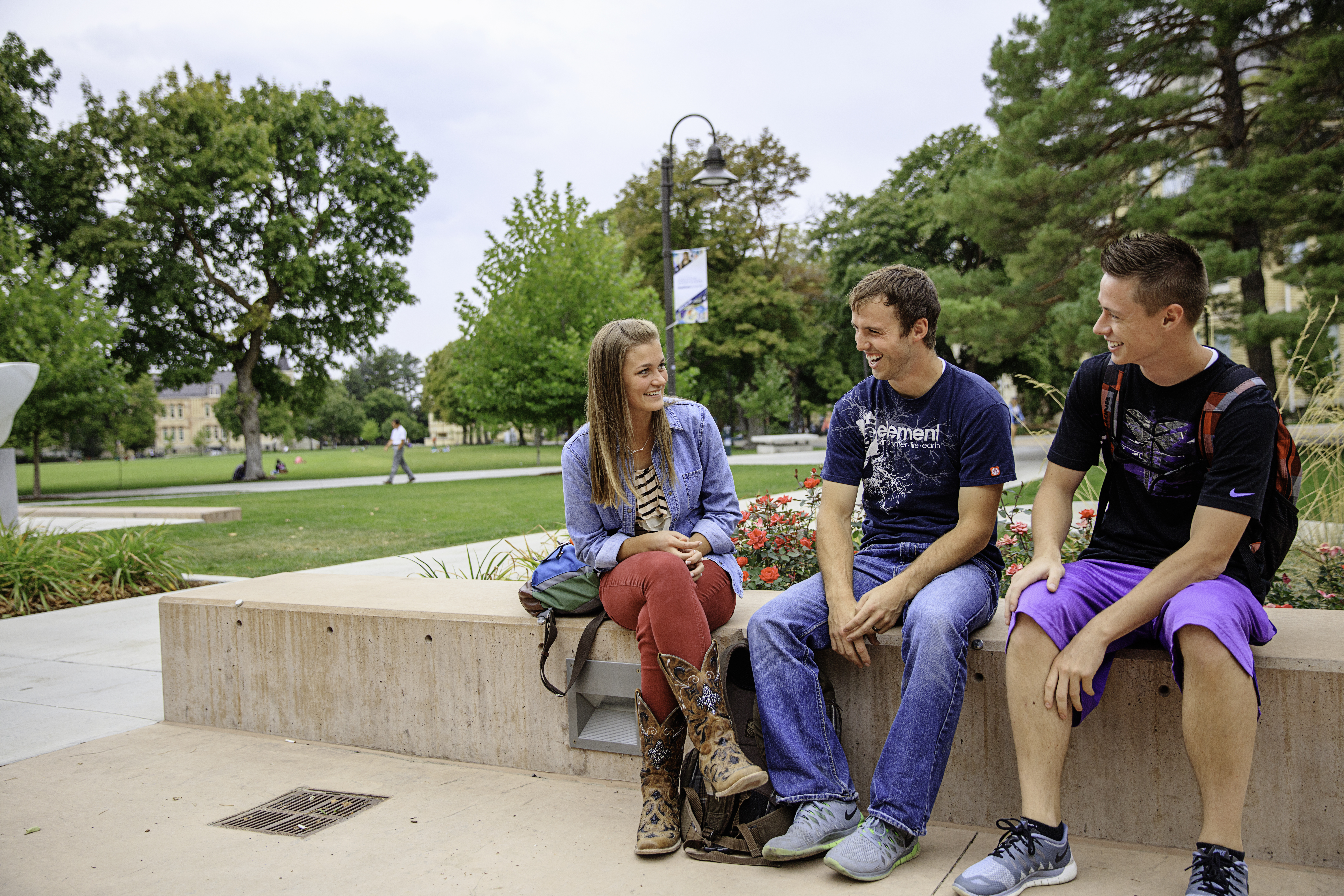 Campus People