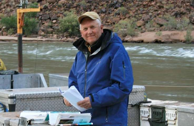 Land of Snow to Land of Sun, Colorado River Management with, Dr. Jack Schmidt